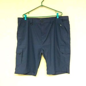 Windriver stretch HD1 hiking cargo shorts